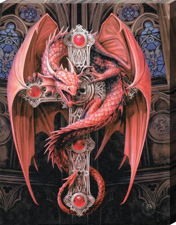 Anne Stokes Gothic Dragon Tattoos
