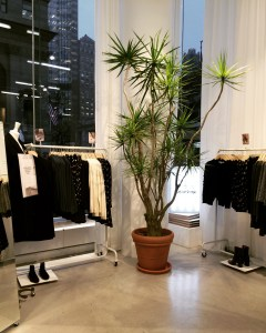 If you find yourself in New York and need inspiration and / or retail therapy, we recommend visiting Muji, & Other Stories, the Valentino flagship, Totokaelo and Moschino. Pictured: & Other Stories