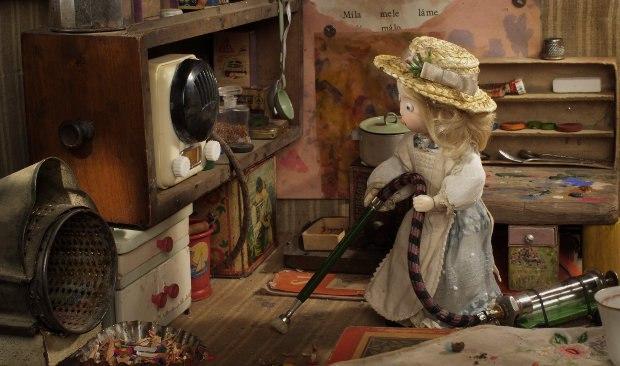 The Magical Junk Filled World Of Jiří Barta Animation