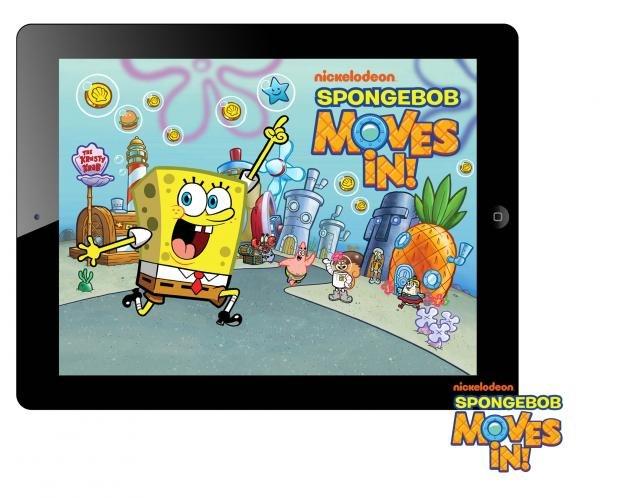 nickelodeon releases new spongebob