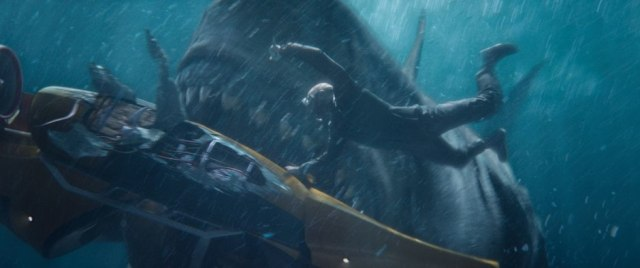 Sony Pictures Imageworks Takes A Bite Out of 'The Meg'