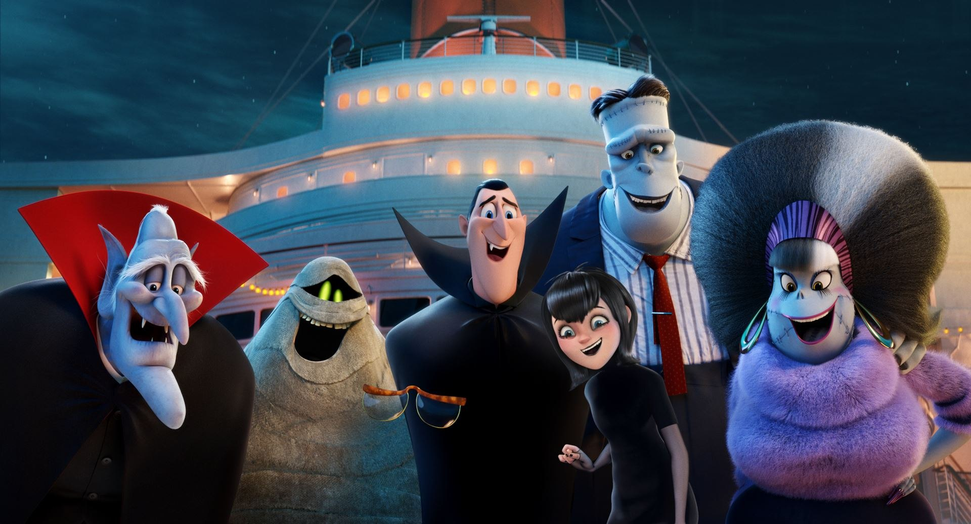 Sony Unveils Teaser & Poster Hotel Transylvania 3