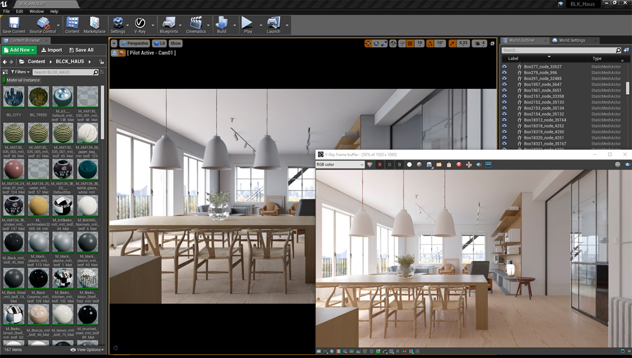 Image result for v-ray for unreal