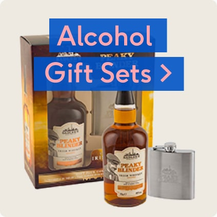 alcohol gift sets personalised