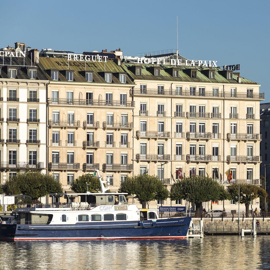 The Ritz Carlton Hotel De La Paix Geneva Geneva