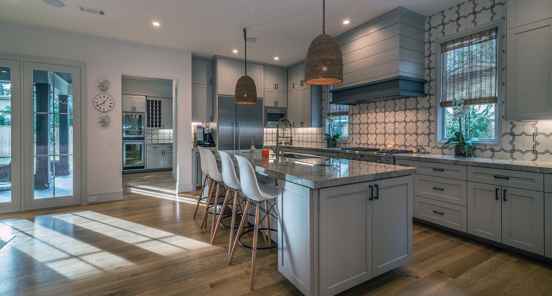 Kitchen Remodeling  Design in Houston  Alair Homes Houston