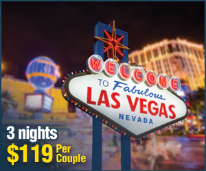 Las Vegas travel deal
