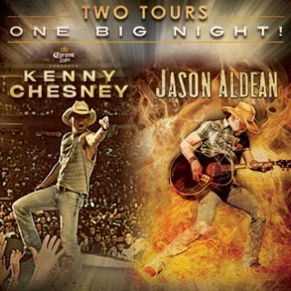 Kenny Chesney & Jason Aldean