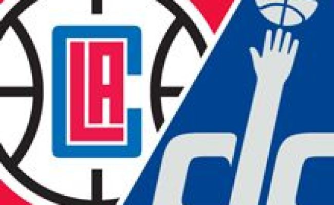 La Clippers Vs Washington Wizards Tickets In Los Angeles