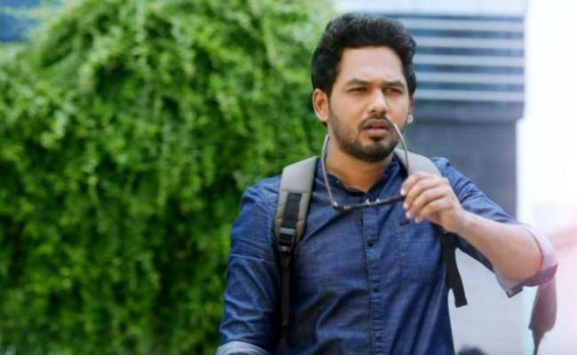 Hiphop Tamizha Naan Sirithal Releasing On February 14