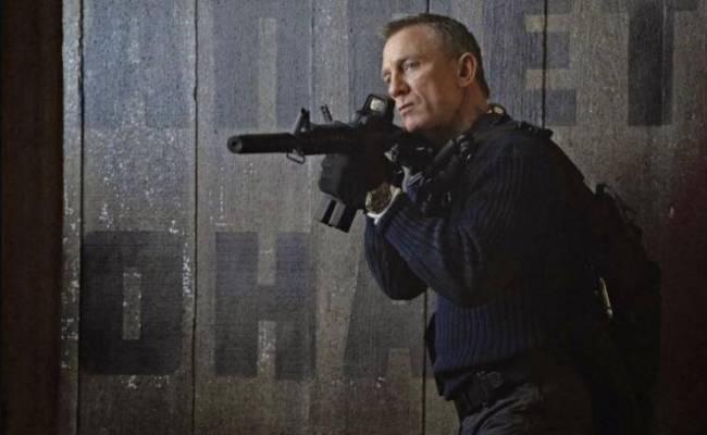 No Time To Die New James Bond 007 Action Promo Daniel Craig