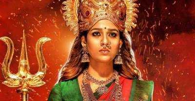 Nayanthara as mukutthi ammaan-Telugu movie news
