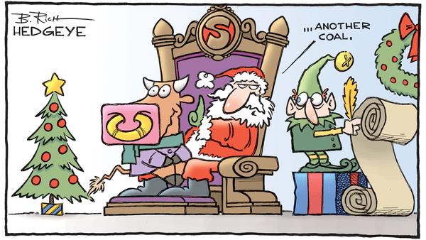 Where's Santa? - 12.06.2018 another coal cartoon