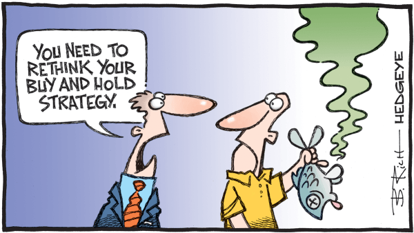 Cartoon of the Day: Buy & Hold