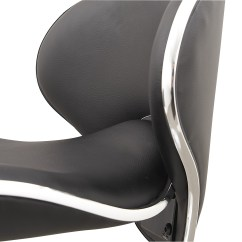 Swivel Chair Vr Rocking Kids 2 X Homegear M0 Cherner Adjustable Faux Leather Bar