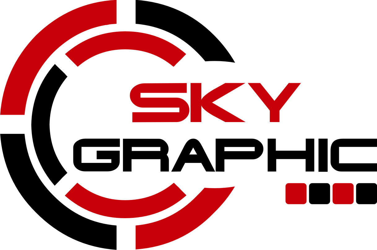 sky graphic logo brands