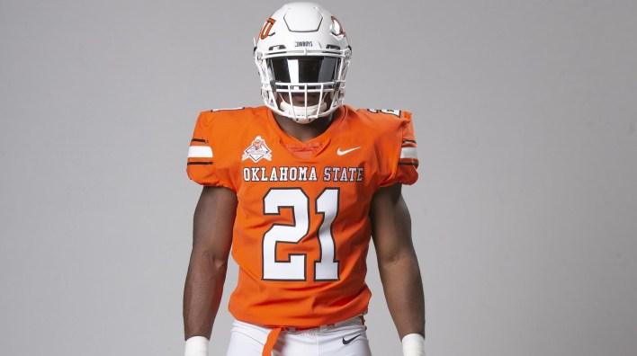 Cowboys Wearing Throwback Uniforms This Week - Oklahoma State University  Athletics