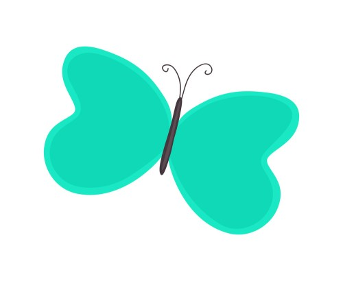 small resolution of cartoon butterfly clipart