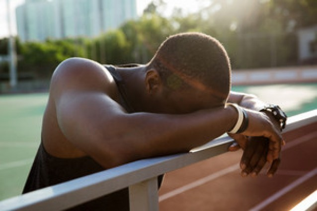 Image result for tired after workout