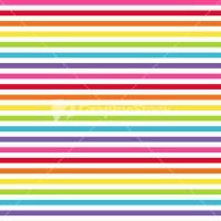 Rainbow Stripes Pattern Stock Image