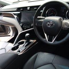 All New Camry Indonesia Toyota Agya Trd Beda Rp 20 Juta Ini Pesona Hybrid Anyar