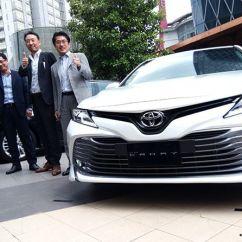 All New Camry 2019 Indonesia Harga Toyota Agya Trd-s Dua Varian Resmi Mengaspal Di