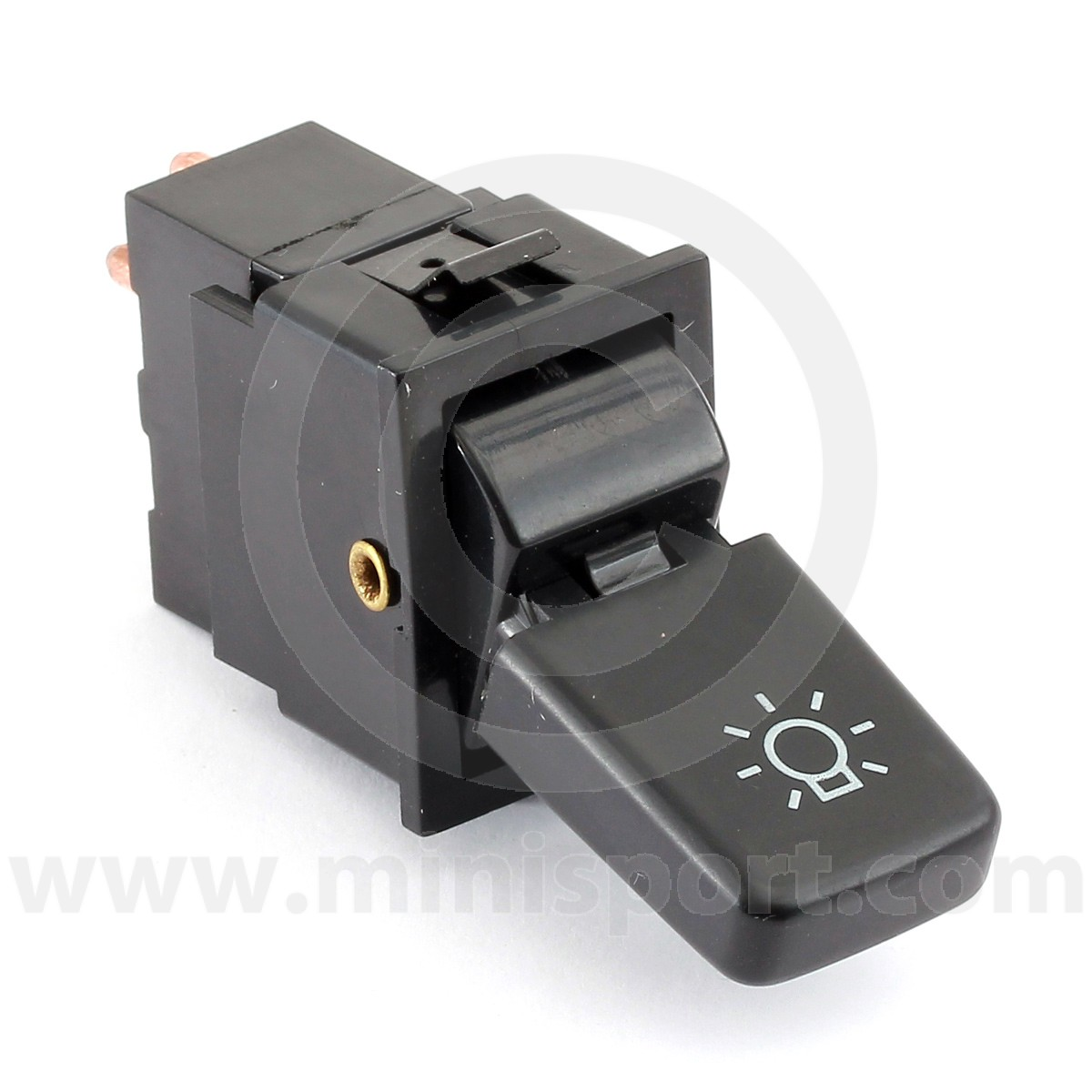 hight resolution of mini headlight toggle switch 3 round pin connector