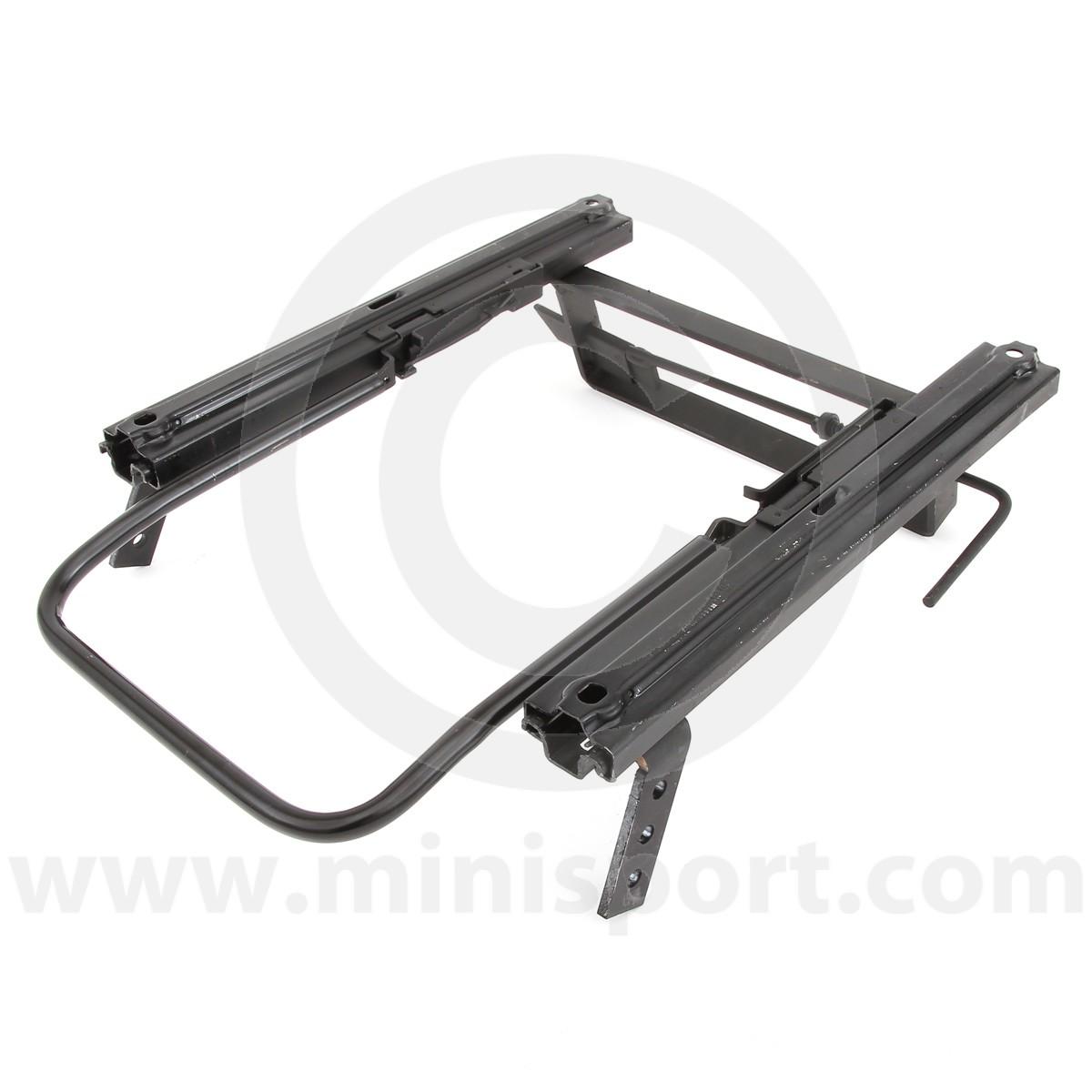 hight resolution of cobsubfr03l left side cobra seat frame locking type for classic mini models