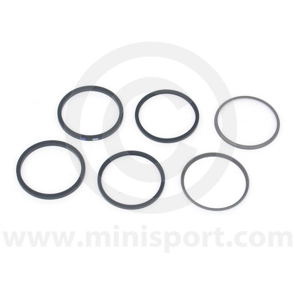 medium resolution of grk5006 brake caliper seal kit for the mini cooper s 7 5 caliper