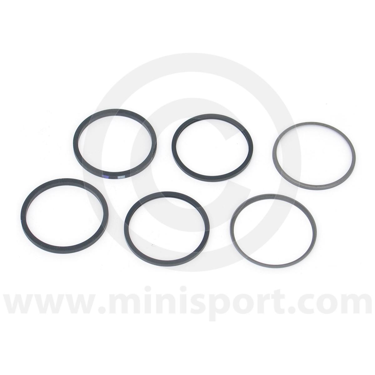 hight resolution of grk5006 brake caliper seal kit for the mini cooper s 7 5 caliper