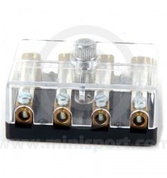 4 way fuse box screw terminal lma711 [ 1200 x 1200 Pixel ]