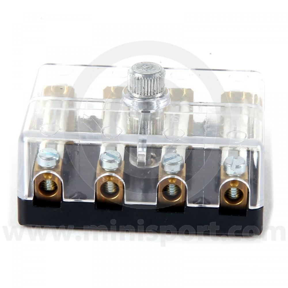 medium resolution of 4 way fuse box screw terminal lma711