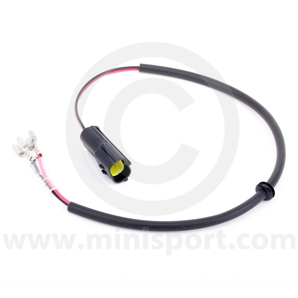 hight resolution of lucharness mini cooper lamp wiring mini lamps minisport com mini cooper drive or fog lamp harness