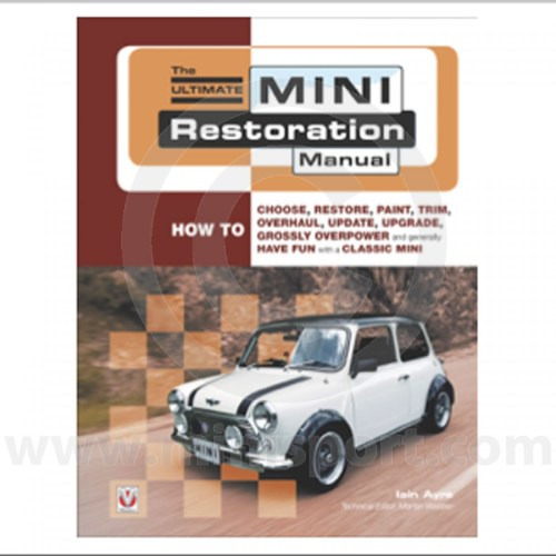 small resolution of the ultimate mini restoration manual
