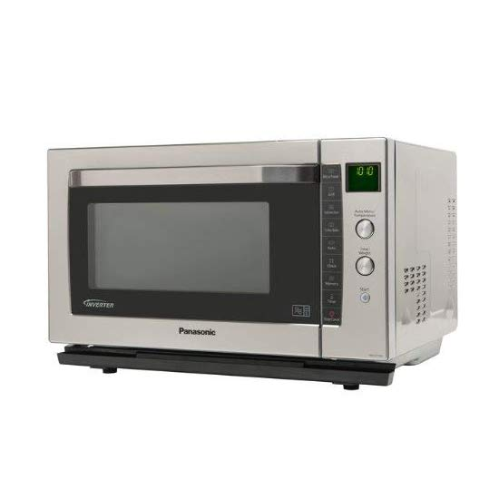 panasonic nn cf778sbpq family size combination microwave oven 1000 w stainless steel