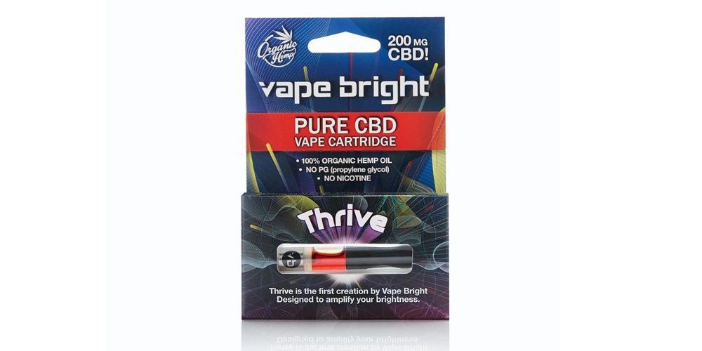VapeBright How to find the best CBD oil for your vape pen