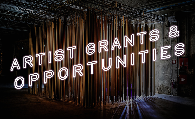 Complete Guide To 2019 Artist Grants Opportunities Artwork Archive