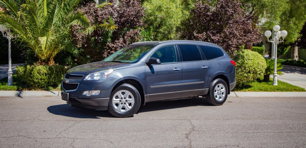 medium resolution of chevrolet traverse 2012