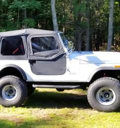 jeep cj7 fender [ 1702 x 1325 Pixel ]