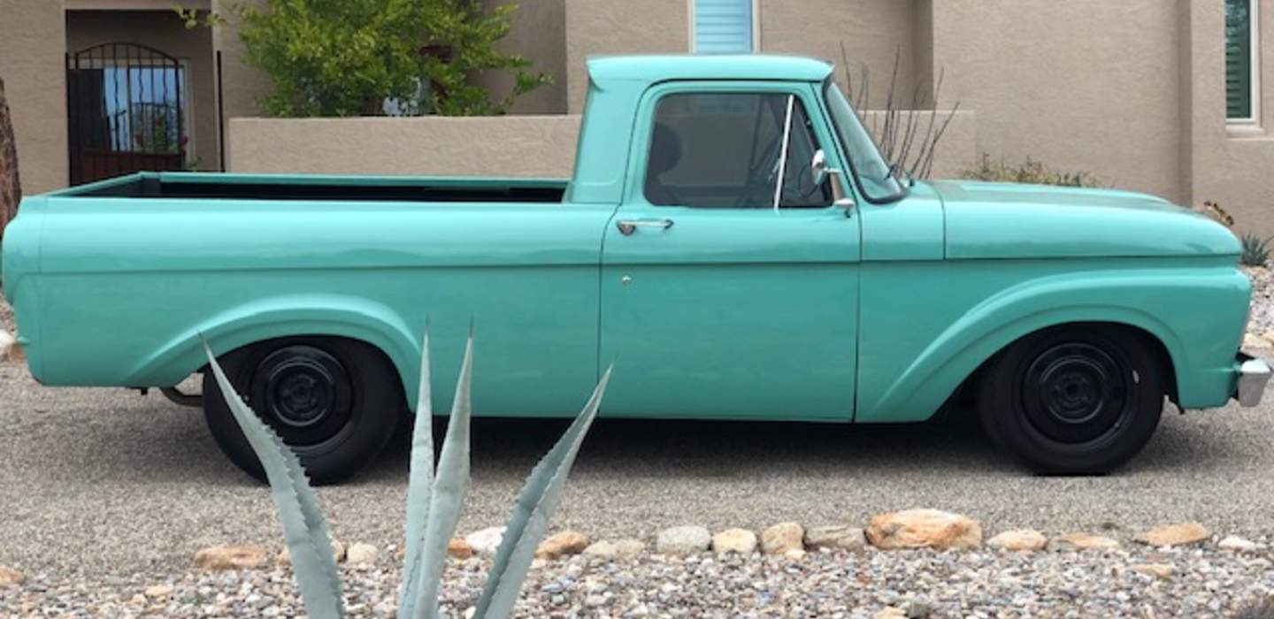 hight resolution of ford f100 1961