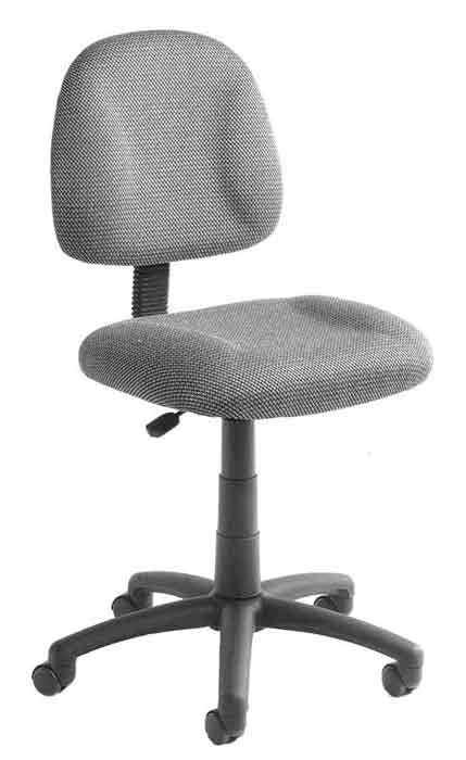 posture deluxe chair the barbers boss w o arms b315 office task chairs