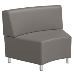 Commercial Seating Chairs Zero Gravity Patio Chair With Canopy Balt 45 Degree Wedge Inside Back Armless 4000cib Reception