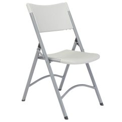 Plastic Resin Chairs Chair Cushions Outdoor Target National Public Seating Folding Gray Seat Back 602 1