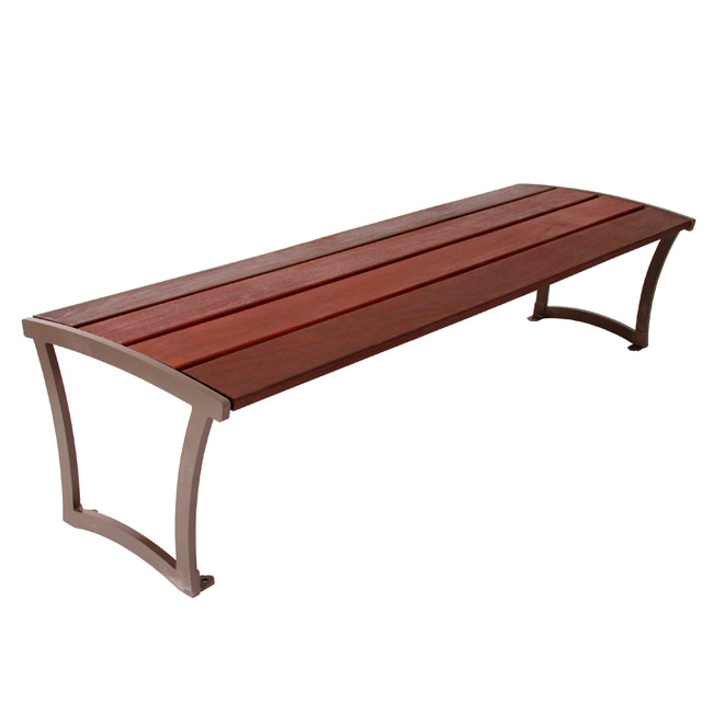 all madison ipe wood outdoor benches by