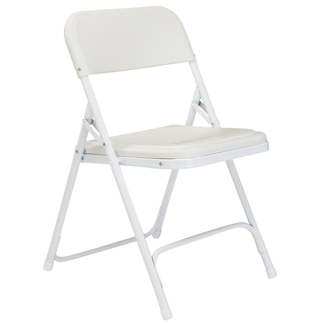 public seating chairs leather living room national lightweight folding chair bright white seat back frame by 821 stock 96127