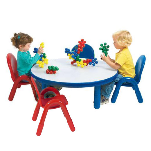 toddler table chairs tiffany angeles baseline chair set 36 round ab74912