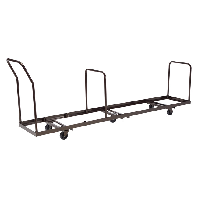 folding chair dolly anti gravity with side table national public seating airflex dy1400