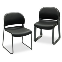 Set Of 4 Chairs Country Kitchen Hon Gueststacker Stack Chair H4031 Plastic Stacking By Stock 83297