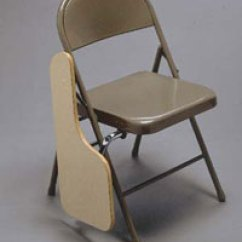 Krueger Folding Chairs Ethan Allen Windsor All Miracle Fold Tablet Arm Chair By Ki Options