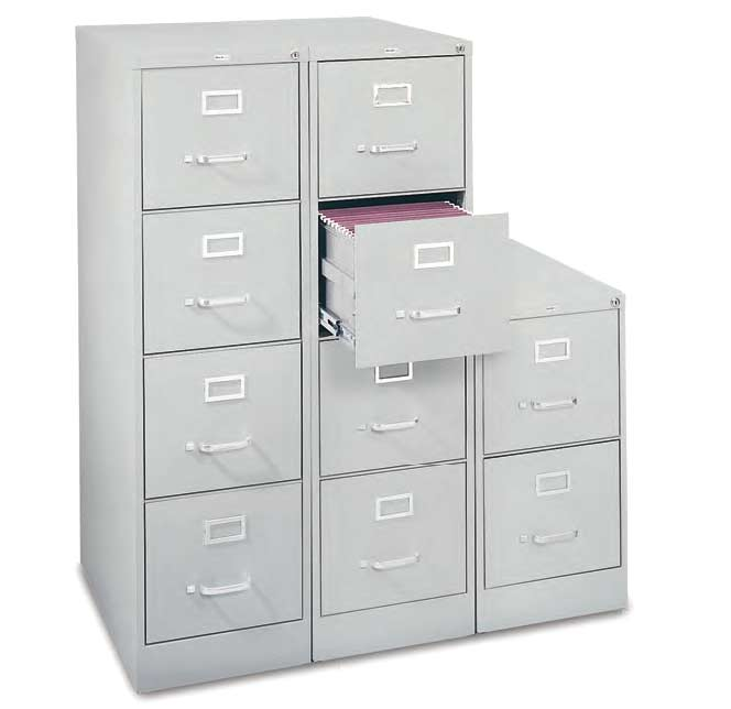 Ndi Office Furniture Legal Vertical Steel File Cabinet 4